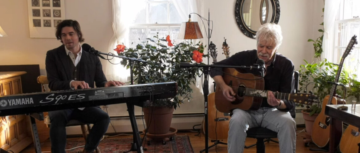 Tom & Mat recording Nothin' But A Man