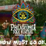 Philly Folk Festival online concert