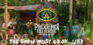 Philly Folk Festival online concert